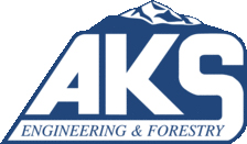 AKS Engineering and Forestry logo