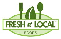 Fresh N Local Foods logo