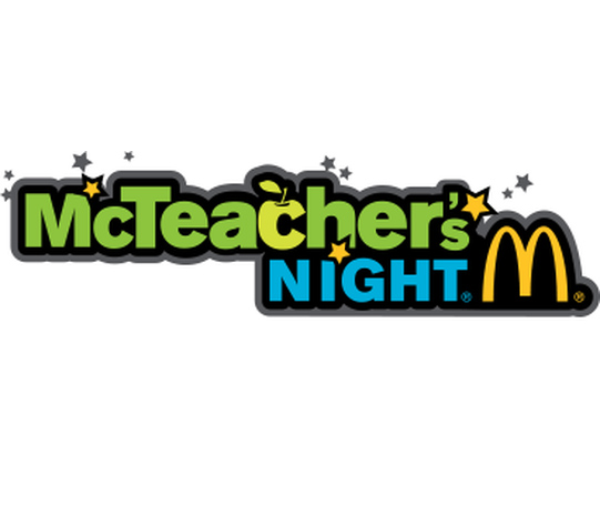 McTeacher's Night logo