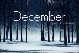 Important December Dates / Fechas importantes de diciembre